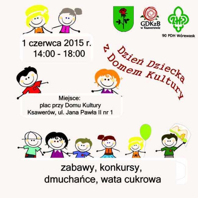 dzień dziecka 2015