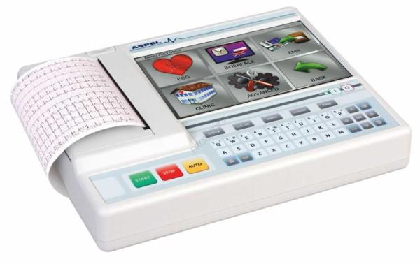 Elektrokardiograf AsCARD Grey