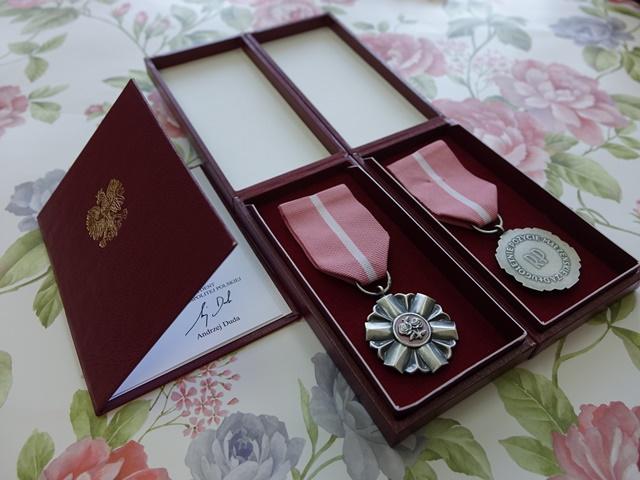 prezydenckie medale